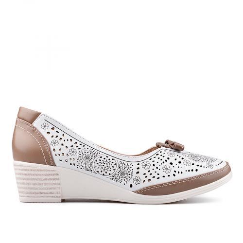 Дамски обувки с платформи 0133697