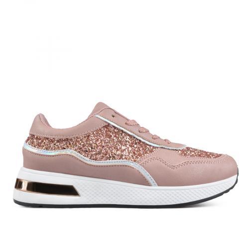 дамски ежедневни обувки розови 0135586