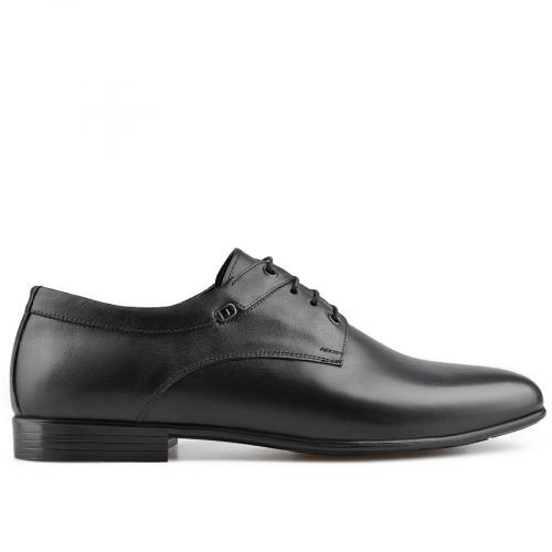 мъжки елегантни обувки черни 0138360