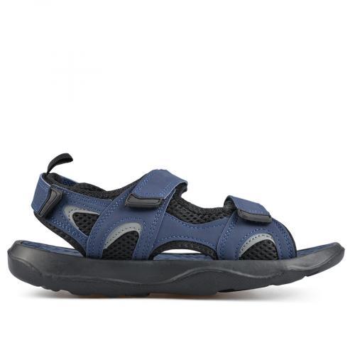 мъжки сандали сини 0137298