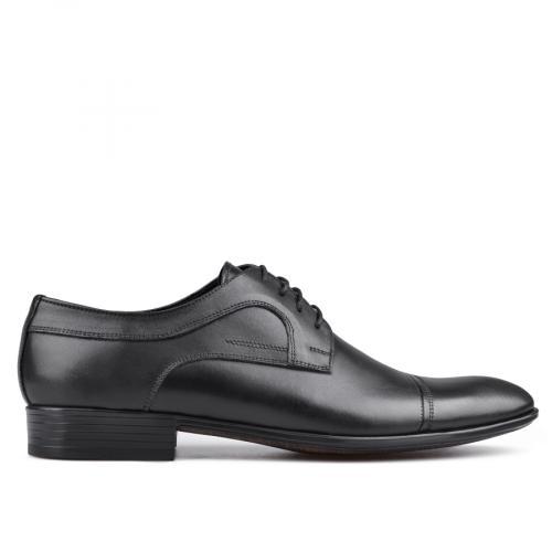 мъжки елегантни обувки черни 0134916