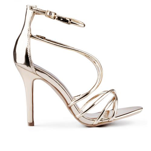 Дамски сандали на висок ток 0135106
