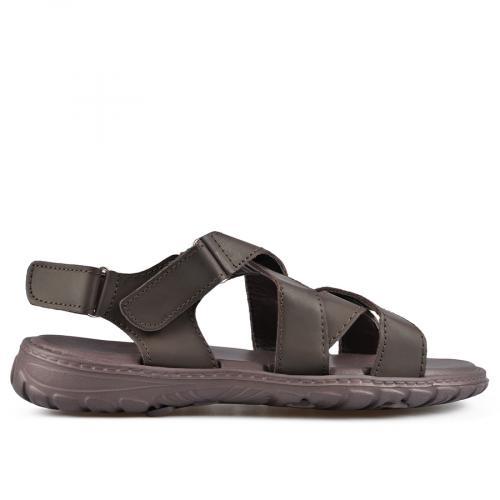 мъжки сандали кафяви 0137291