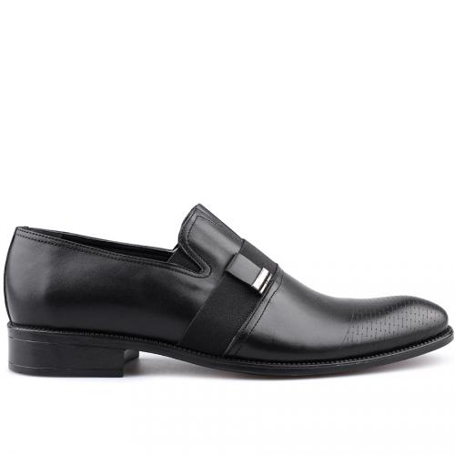 мъжки елегантни обувки черни 0126041