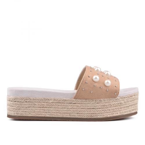 Дамски сандали с платформи 0134082