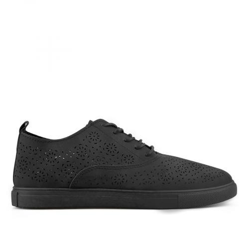 дамски ежедневни обувки черни 0137797
