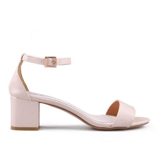Дамски сандали на среден ток 0134544