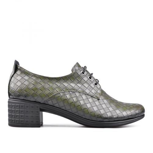 Дамски обувки на среден ток 0130895