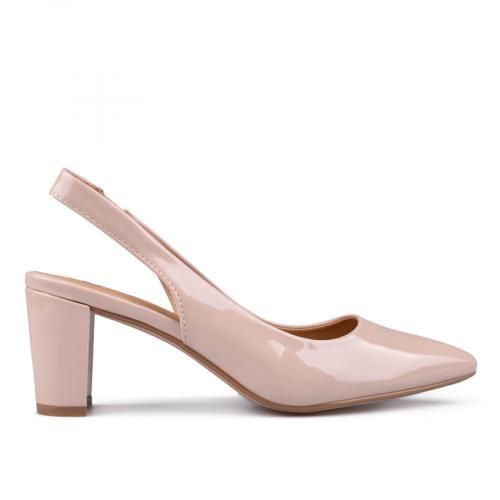 Дамски сандали на висок ток 0133837