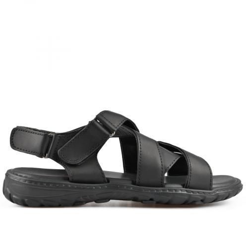 мъжки сандали черни 0137290