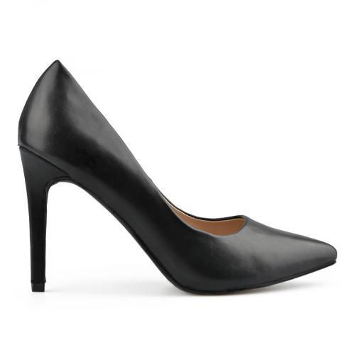 дамски елегантни обувки черни 0138149