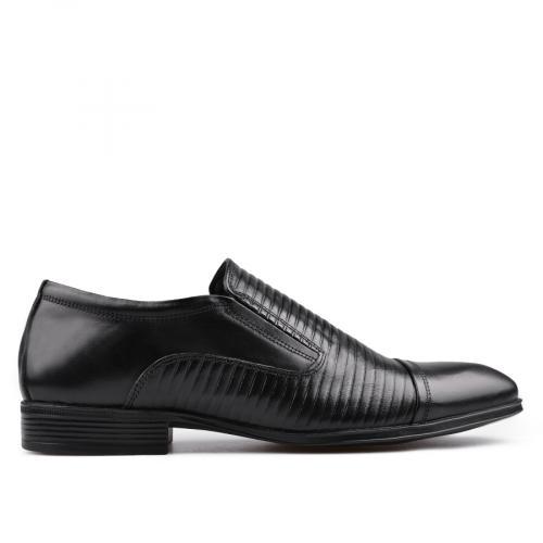 мъжки елегантни обувки черни 0134842