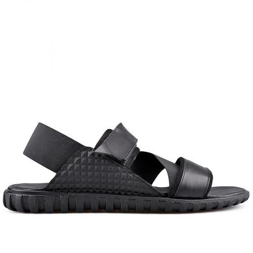 мъжки сандали черни 0134754