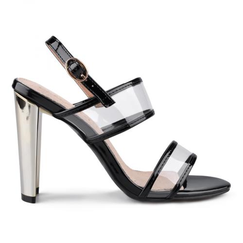 Дамски сандали на висок ток 0134598