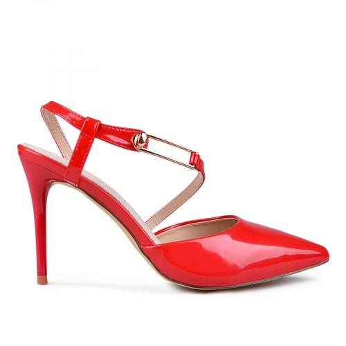 Дамски сандали на висок ток 0133674
