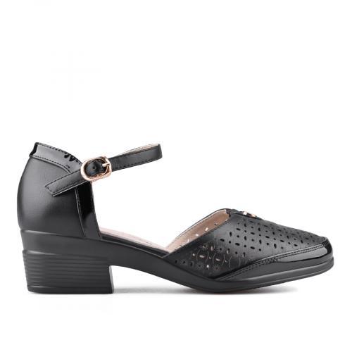 дамски ежедневни обувки черни 0133693
