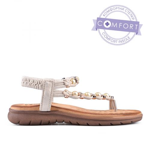 Дамски ежедневни сандали 0134216