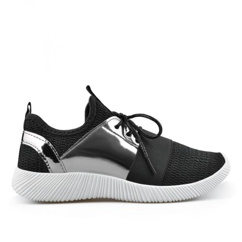 дамски ежедневни обувки черни 0136852