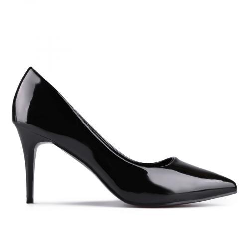 Дамски обувки на висок ток 0129584