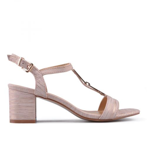 Дамски сандали на висок ток 0133732
