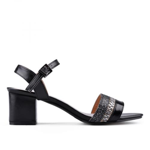 Дамски сандали на висок ток 0134539