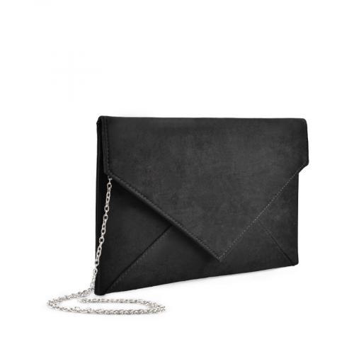 дамска  елегантна чанта черна 0136742