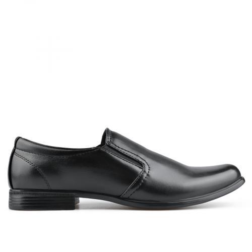 мъжки елегантни обувки черни 0136587