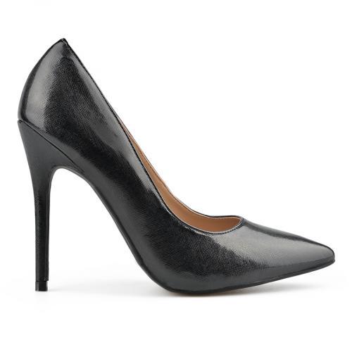 дамски елегантни обувки черни 0138148