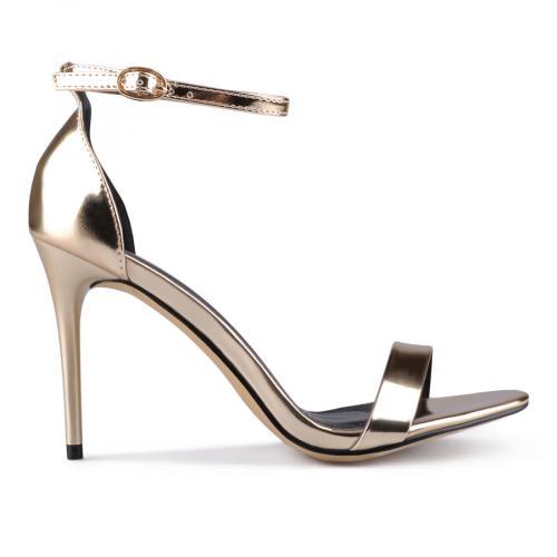 Дамски сандали на висок ток 0129379