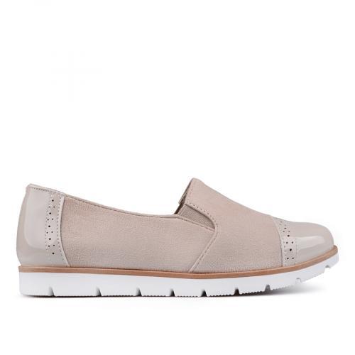 Дамски ежедневни обувки без връзки 0132889