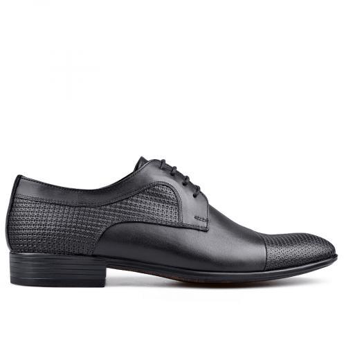 мъжки елегантни обувки черни 0134914