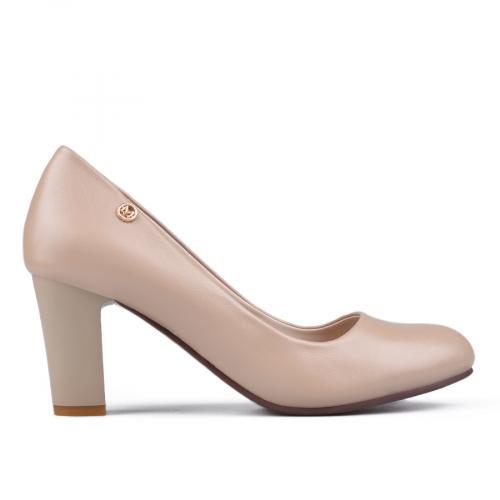 дамски елегантни обувки бежови 0133113