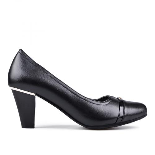дамски елегантни обувки черни 0133108
