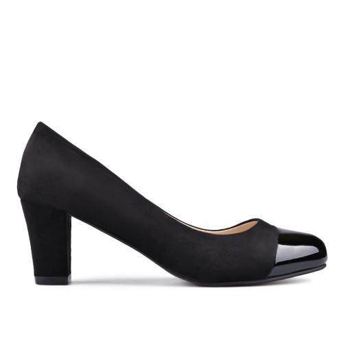 Дамски обувки на среден ток 0130546