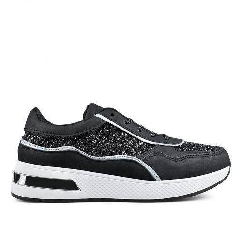 дамски ежедневни обувки черни 0135515