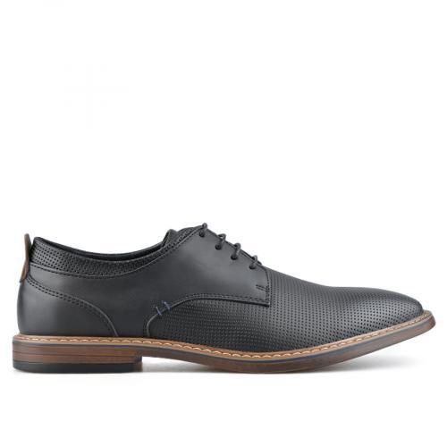 мъжки елегантни обувки черни 0136984