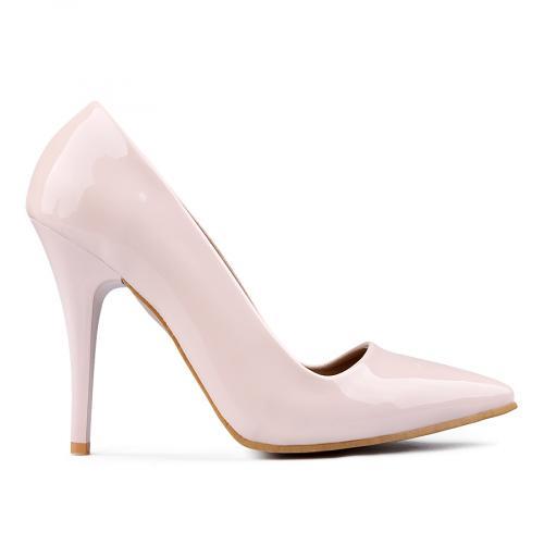 дамски елегантни обувки розови 0132515
