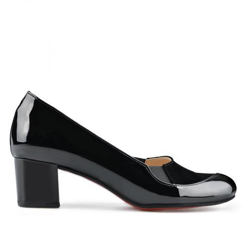 дамски елегантни обувки черни 0138420