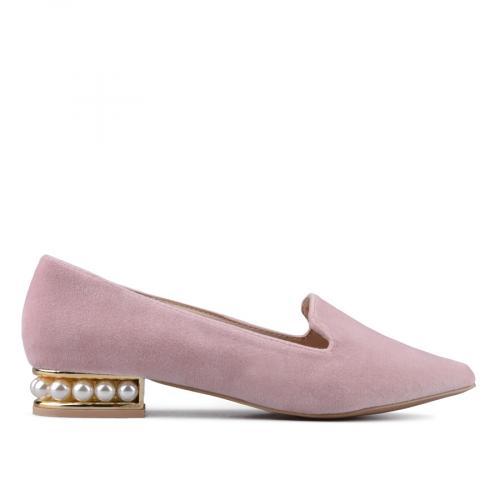 дамски ежедневни обувки розови 0135101