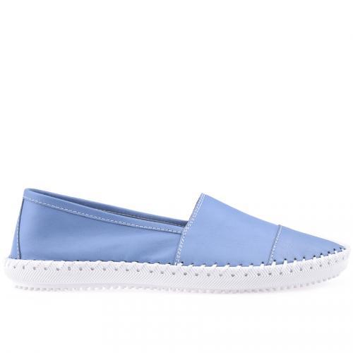 мъжки ежедневни обувки сини 0125773