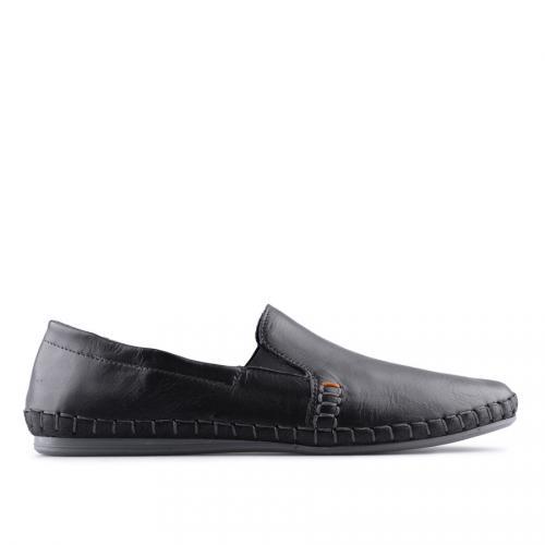 мъжки ежедневни обувки черни 0127517