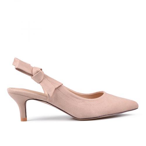 Дамски сандали на висок ток 0133822