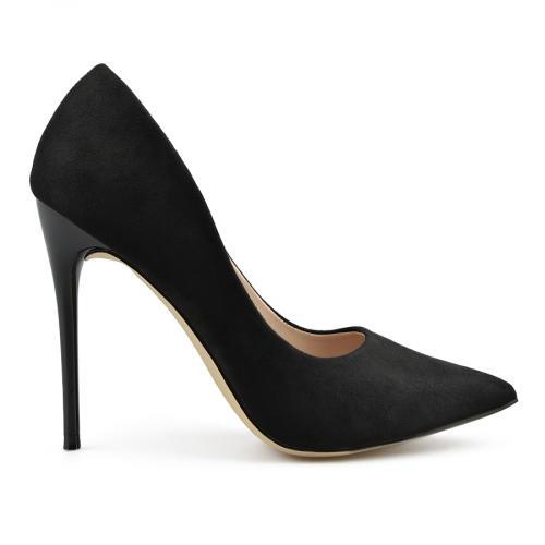 дамски елегантни обувки черни 0137769