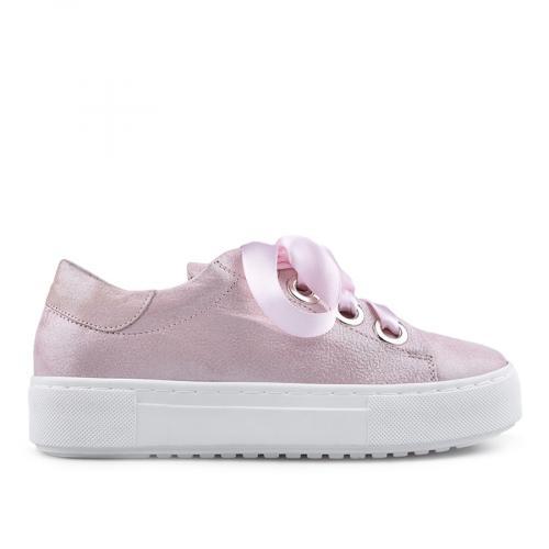 Дамски ежедневни обувки без връзки 0134686