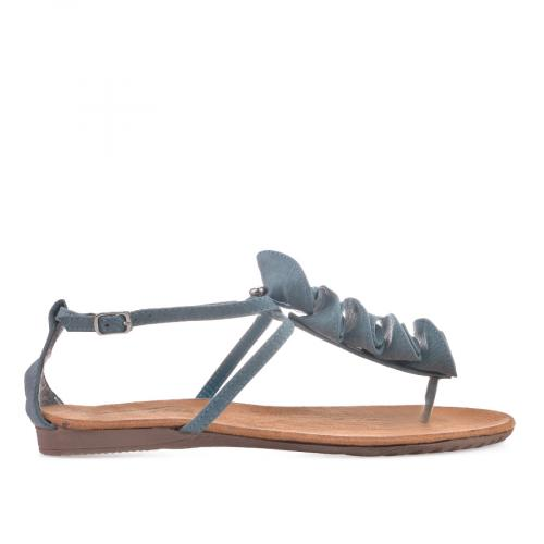 дамски сандали зелени 0111808