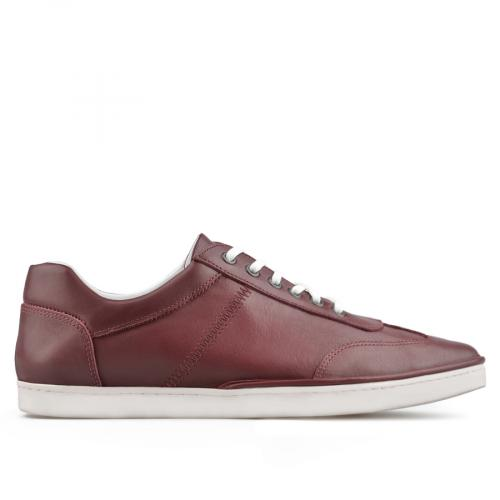 мъжки ежедневни обувки червени 0138298