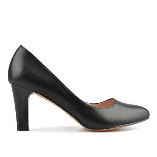 дамски елегантни обувки черни 0138080