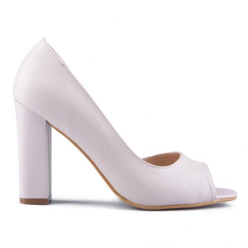 дамски сандали бежови 0127687