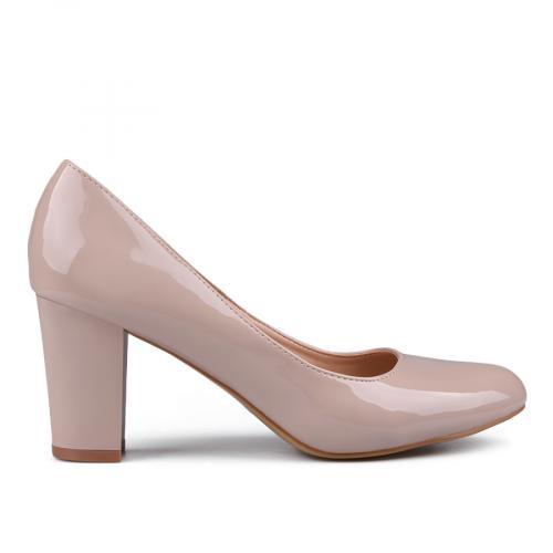 дамски елегантни обувки бежови 0132952
