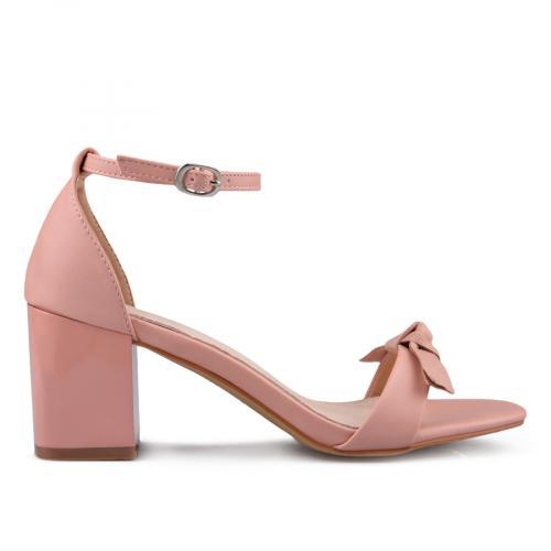 Дамски сандали на висок ток 0133649